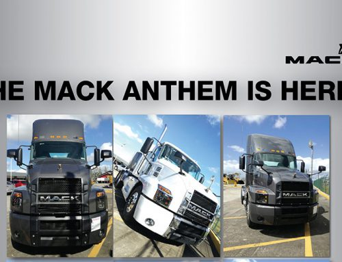The Mack Anthem is Here!